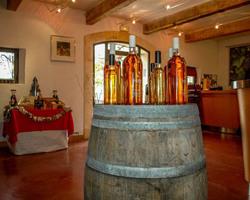 Domaine de l'Aqueduc - Saint-Maximin - La boutique et les vins